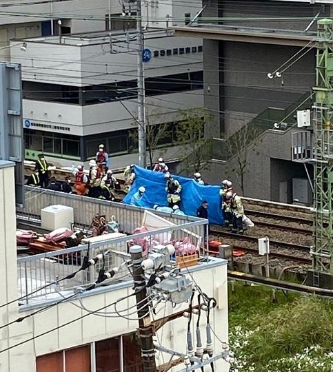 横須賀中央 飛び降り